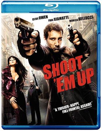 Shoot 'Em Up (2007) Dual Audio Hindi 480p BluRay x264 250MB ESubs Full Movie Download