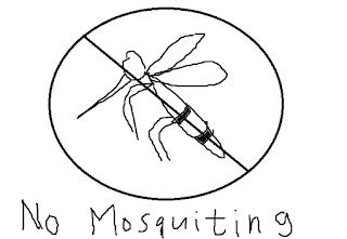 Tutorial Cara Membunuh Nyamuk