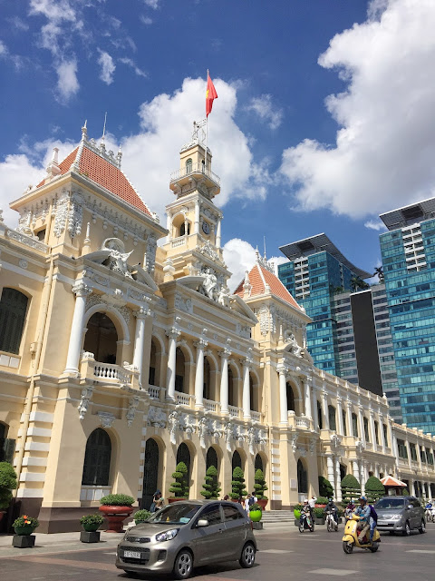 Ho Chi Minh City, Vietnam dovolená