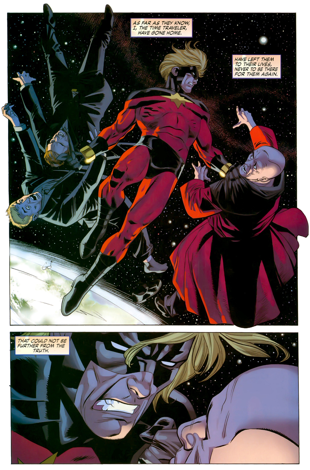 Read online Secret Invasion: The Infiltration comic -  Issue #6 - 22