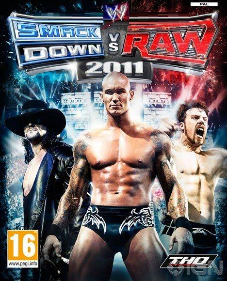 WWE Smackdown VS Raw 2011 Free Download PC Game
