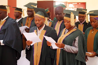 achievers university 1st postgraduate students matriculants 6
