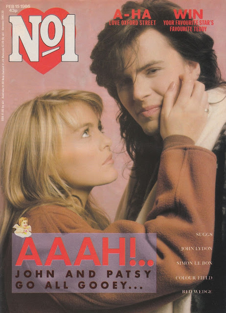 Number One - Issue 139 - 15th February 1986