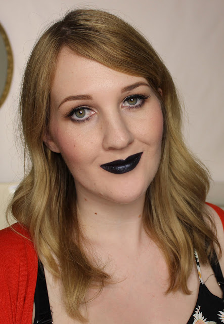 Notoriously Morbid 13 Black Rainbows Mystic Matte Swatches & Review
