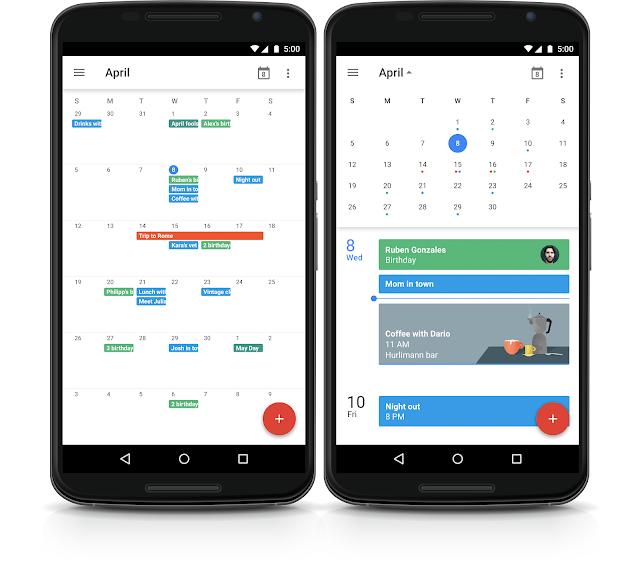 Google Calendar App Apk