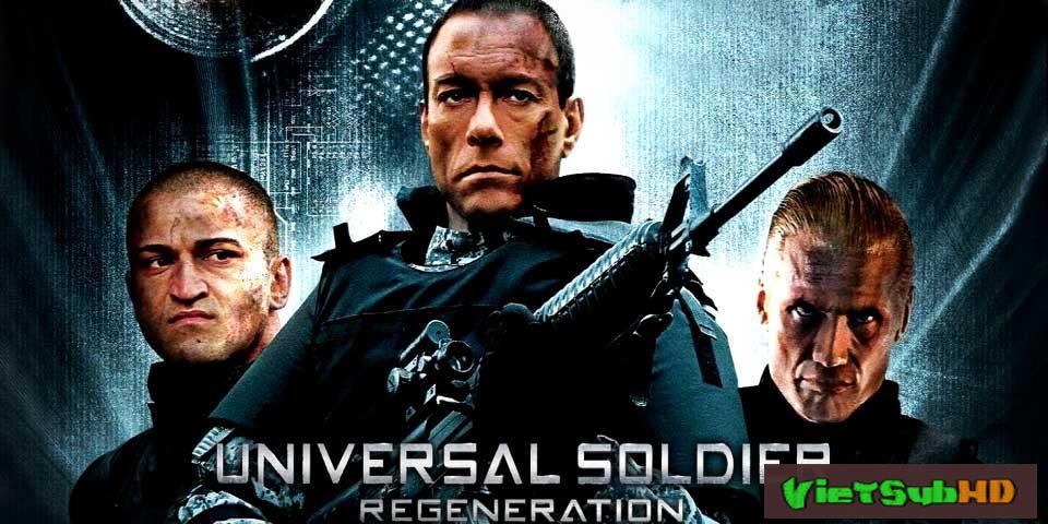 Phim Chiến Binh Vũ Trụ 2: Sự Trở Lại VietSub HD | Universal Soldier 2:The Return 1999