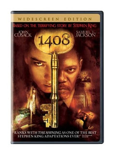 Stephen King Movie, Stephen King DVD, 1408, Stephen King Store