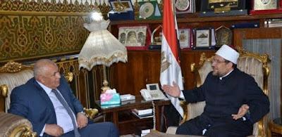 قرار بتغيير أسماء 516 مسجداً في مصر