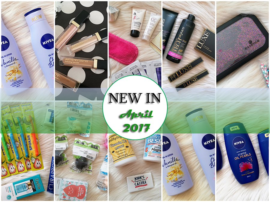 New In: April 2017