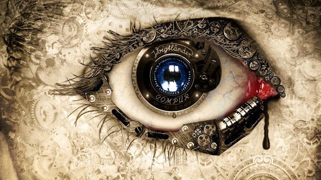 occhio, tecnologia,