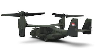 MV-22 Block C Osprey