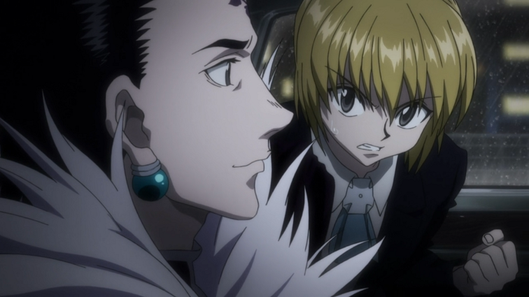 Chrollo vs Kurapika, Chrollo, Kurapika, hunter x hunter, dream