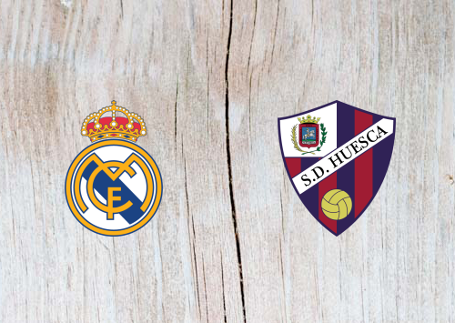 Real Madrid vs SD Huesca Full Match & Highlights 31 March 2019