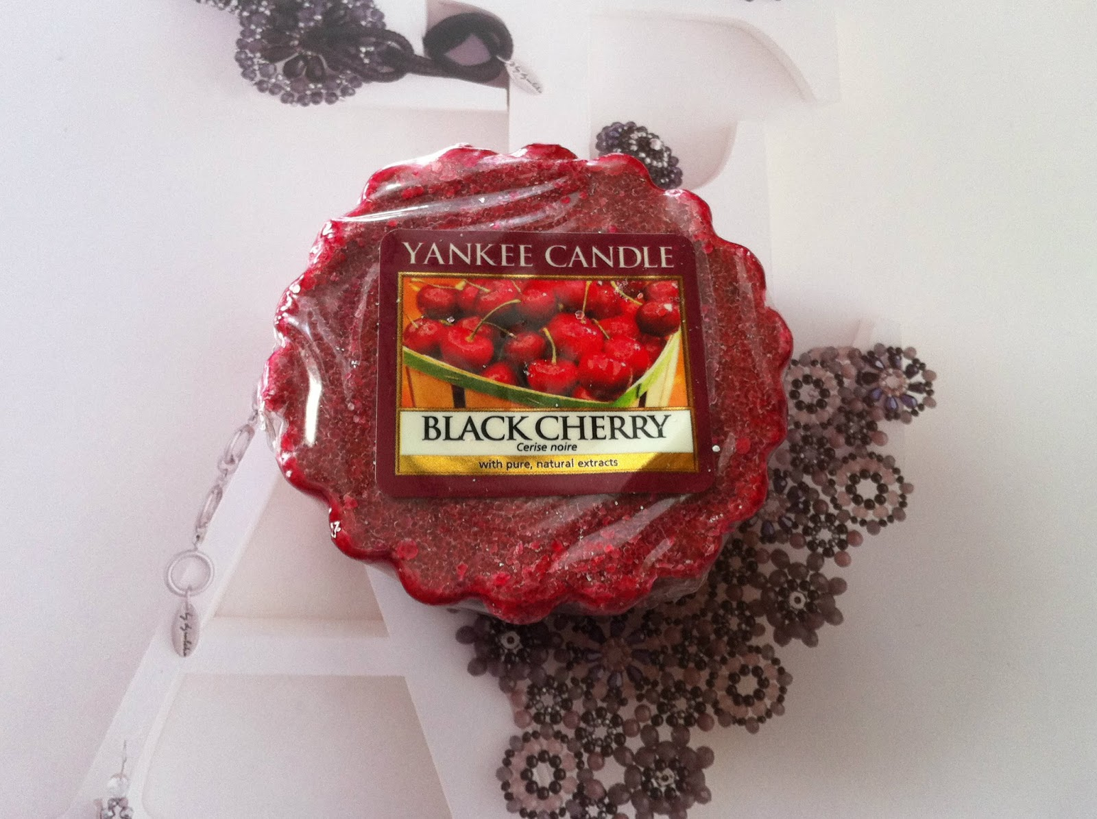 Black Cherry od Yankee Candle