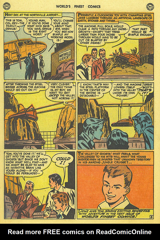 Read online World's Finest Comics comic -  Issue #49 - 37