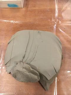 フリースタイル陶芸教室 粘土