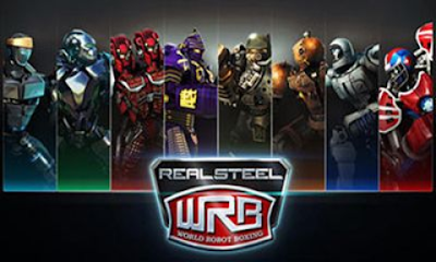 Screenshoot Game Real Steel World Robot Boxing Mod v31.31.873 Apk Data Terbaru: