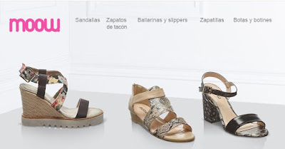 zapatos mujer moow