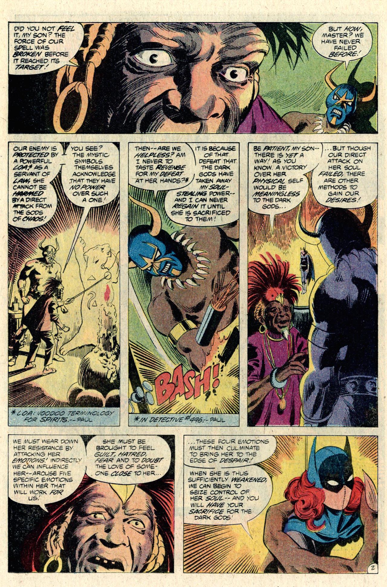 Detective Comics (1937) 501 Page 25