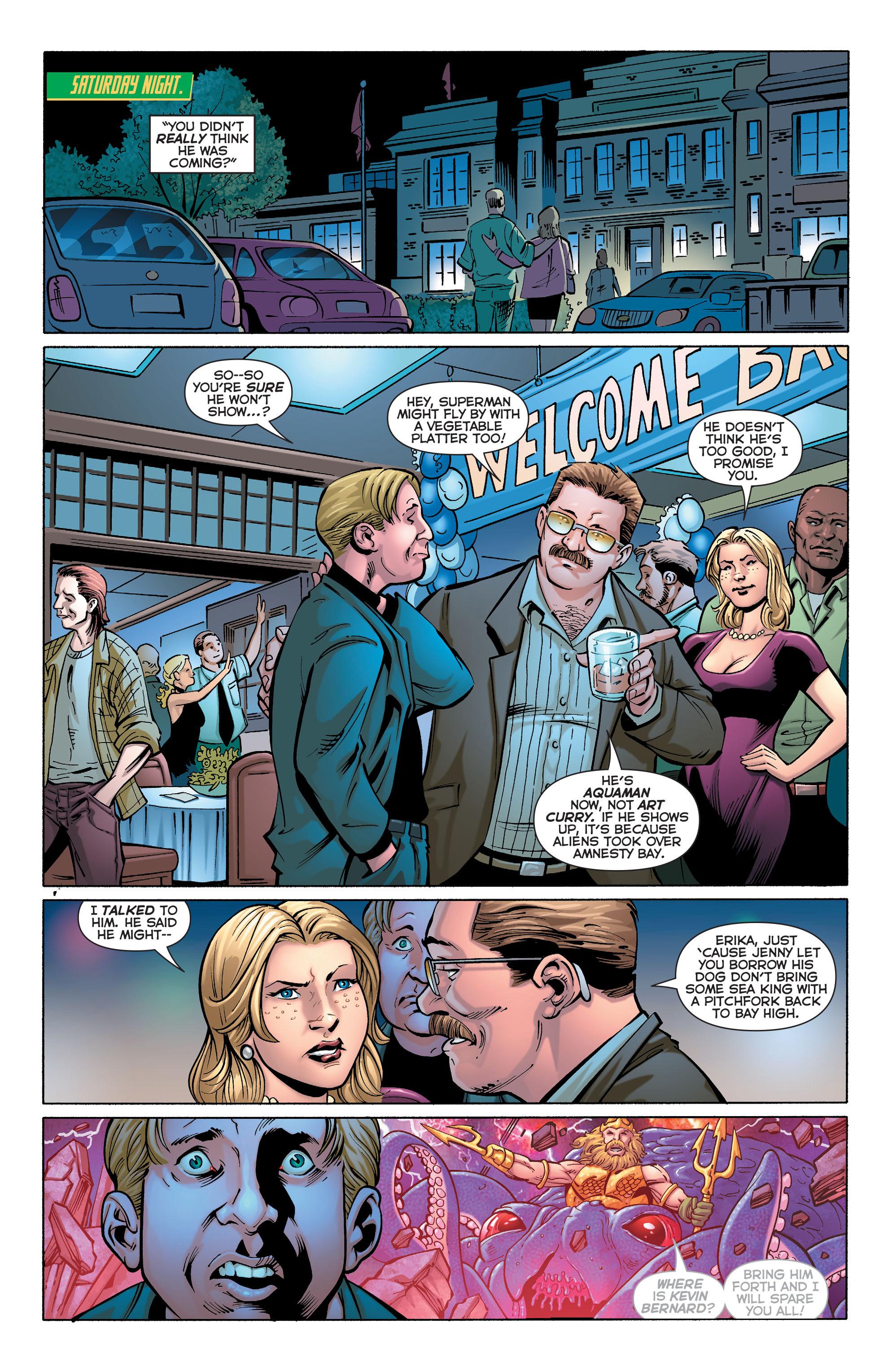 Read online Aquaman (2011) comic -  Issue #28 - 14