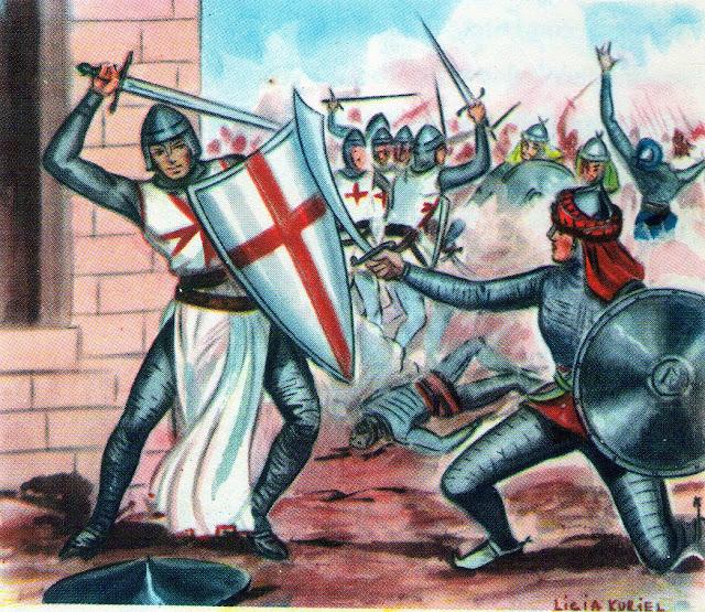 Resultado de imagem para os cruzados