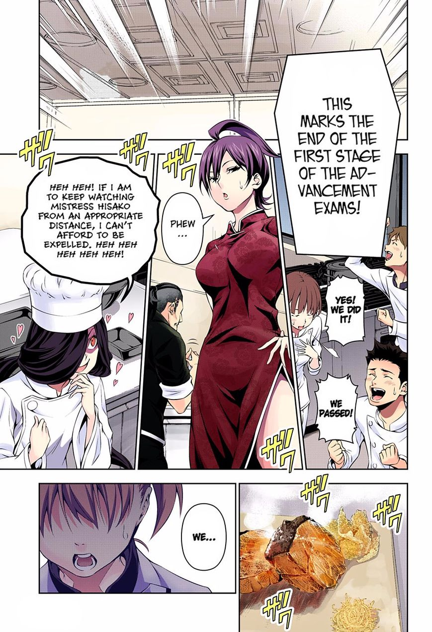 Shokugeki no Soma - Chapter 234