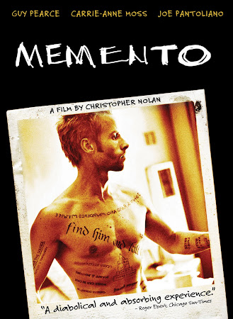 Poster Of Memento 2000 In Hindi Bluray 1080P Free Download