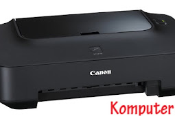 Tutorial Cara Reset Printer Cannon IP2770 dan IP2700