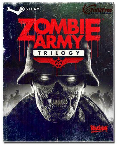 Game : Zombie Army Trilogy Black Box
