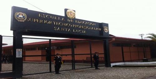 Escuela Técnico Superior PNP - ETS Santa Lucia