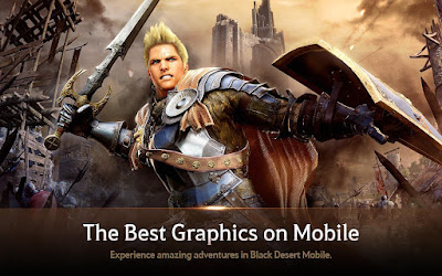 Black Desert Mobile Mod Global English (Region Error Fix) Apk Download