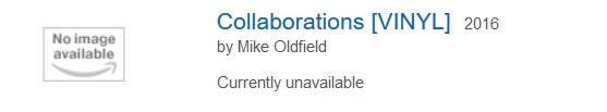 SORTIE VINYLE : Une nouvelle compilation des collaborations avec Mike Oldfield ?  COLLAB_amazon