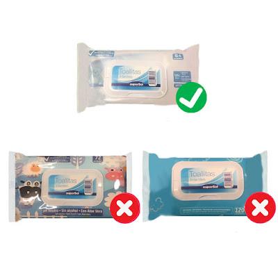 blog mimuselina mejores toallitas húmedas para bebé marca blanca