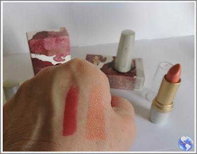 Quarta-feira, dia 23 de setembro: Batons hidratantes, Beauty Color