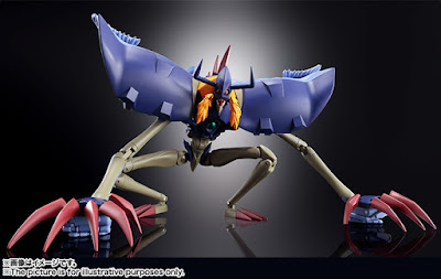 "Digivolving Spirits Diablomon de ""Digimon Adventure"""