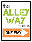 the Alley Way stamps