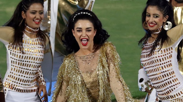Amy Jackson Dance Performance at Vivo IPL 2017 Opening Ceremony