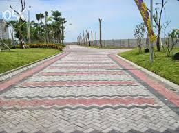 Paving Block Parkiran
