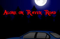 Check out this #Spooky #Game Alone On Raven Road! #HalloweenGames