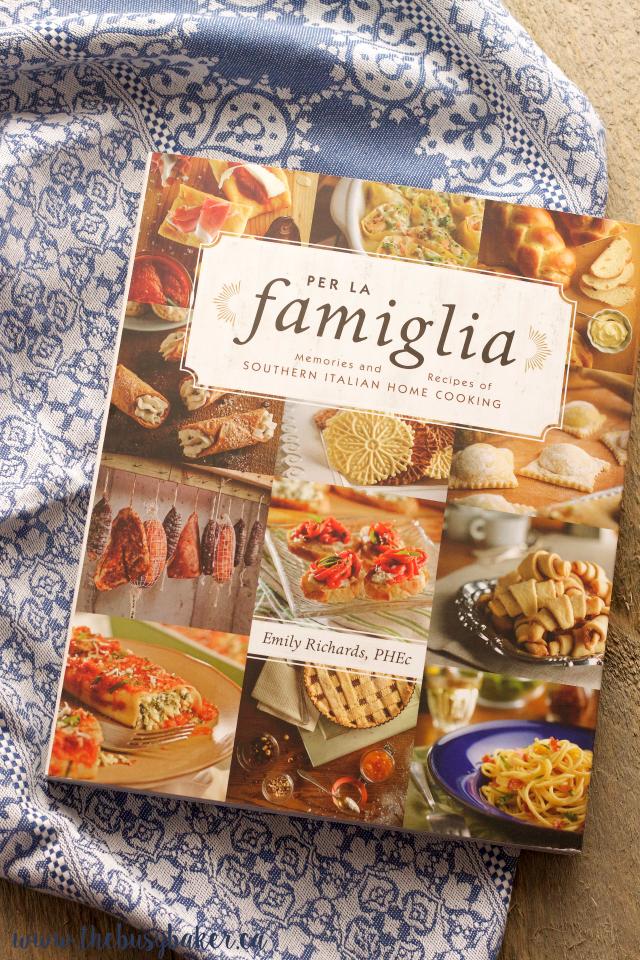 La Familia Cookbook: Recipes of Love