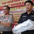Jumlah Sabu China yang Masuk Indonesia Mencapai 250 Ton