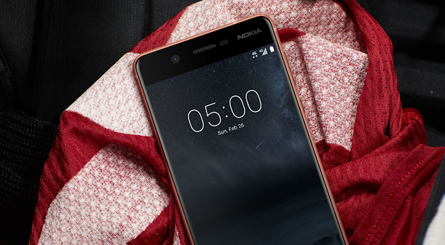 You can now pre-order the Nokia 3, 5, 6, and 3310 (2017) in the UK