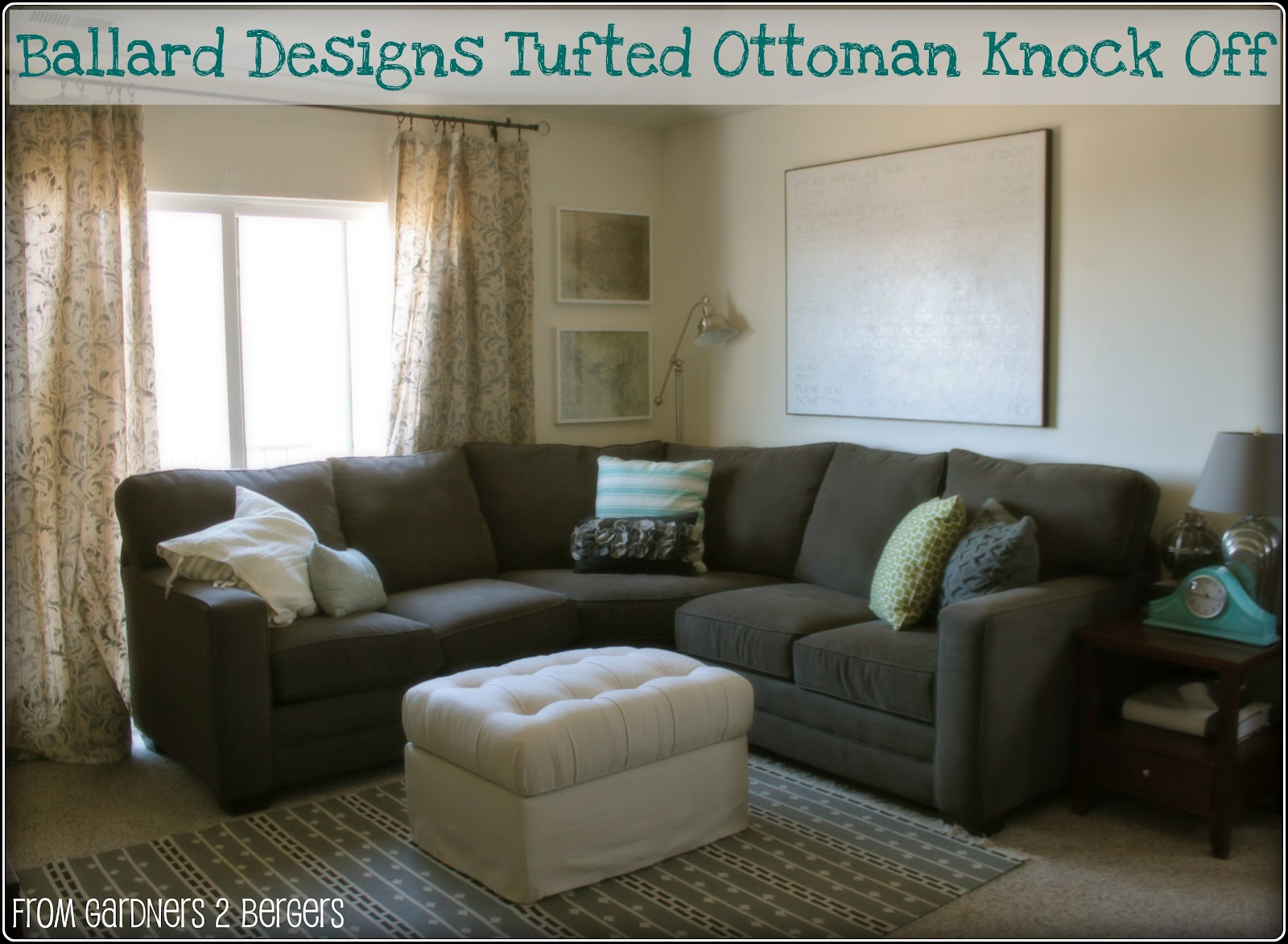 Ballard-Designs-Tufted-Ottoman-Knock-Off