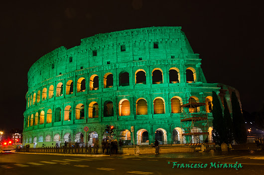 Colosseo Verde - Green Colosseum