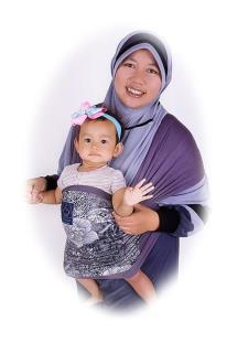 Hanaroo Baby Wrap Surabaya Jual Gendongan Bayi Hanaroo Baby Wrap