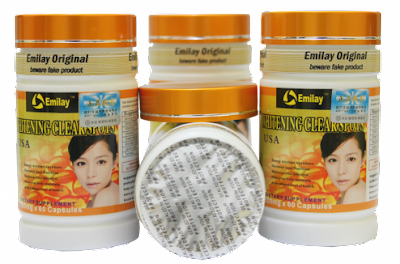 Emilay Whitening Spot Terbaru 100% Original