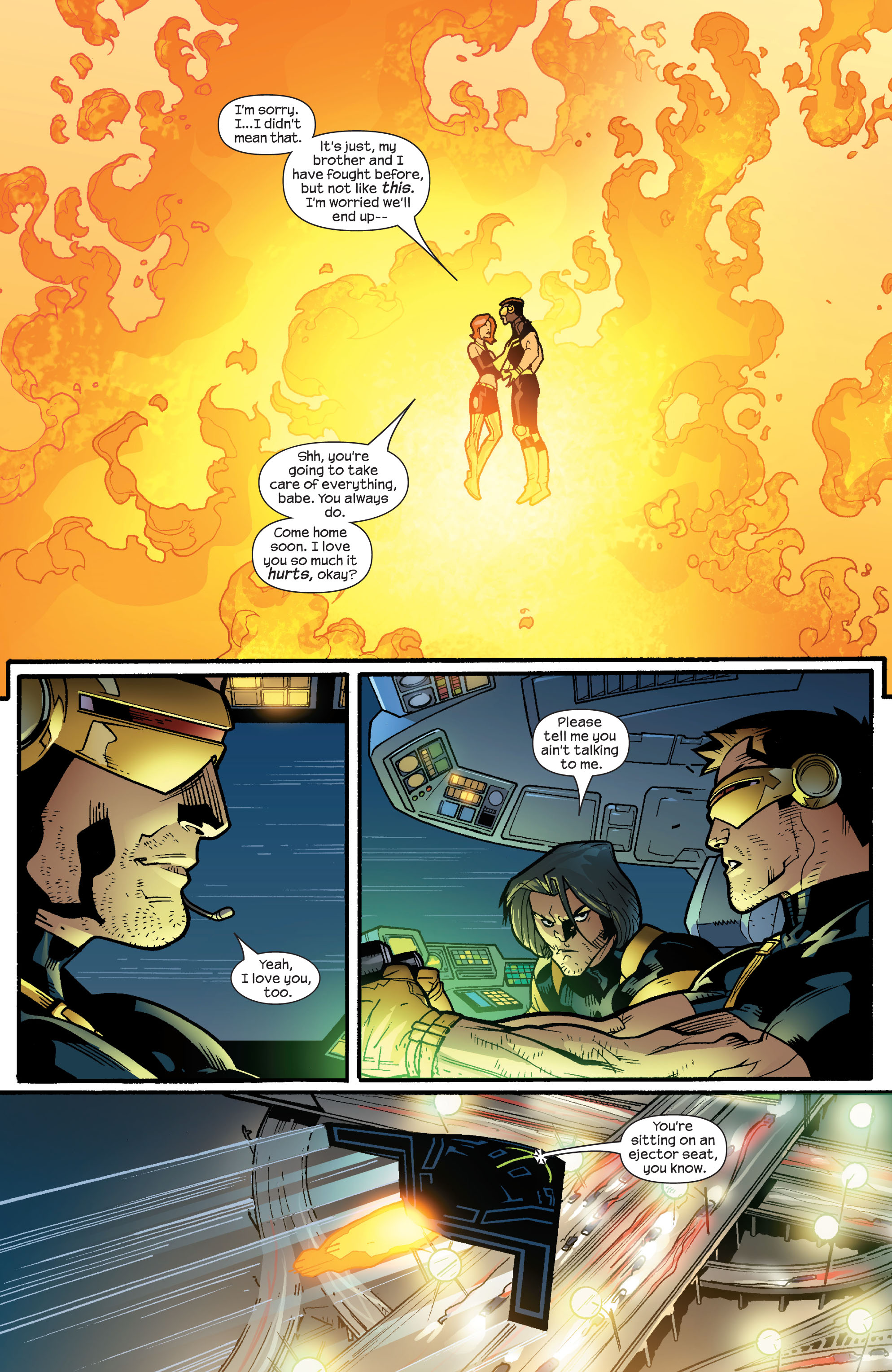 Read online Ultimate X-Men comic -  Issue #63 - 5