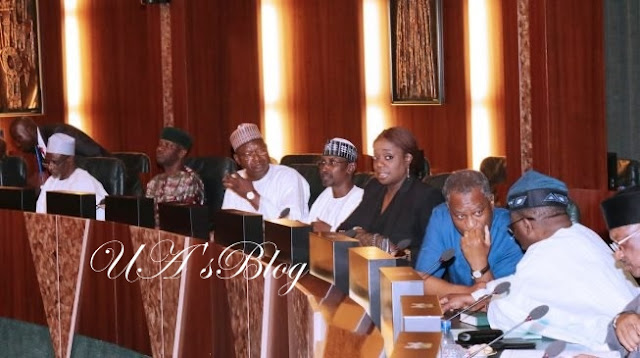 Adeosun attends first FEC meeting since NYSC 'scandal' broke