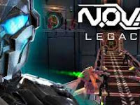 N.O.V.A Legacy Mod Apk (Unlimited Money) 5.8.0n Android Updated
