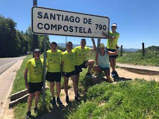 A Santiago Contra El Cancer 2018